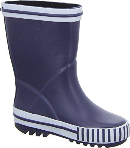 Sneakers Kinder Jungen Gummistiefel Blau Grau