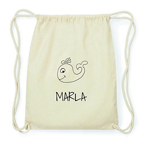 JOllipets MARLA Hipster Turnbeutel Tasche Rucksack aus Baumwolle Design: Wal eJI3R