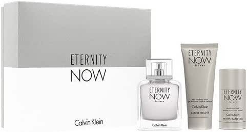 Calvin Klein - Estuche de regalo eau de toilette eternity now for men: Amazon.es: Belleza