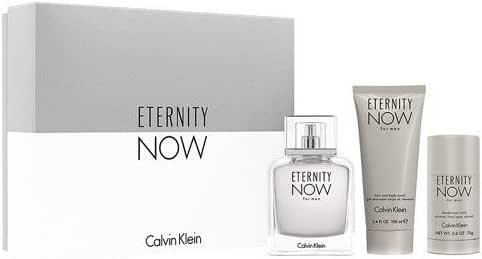 Calvin Klein - Estuche de regalo eau de toilette eternity now for men: Amazon.es: Belleza