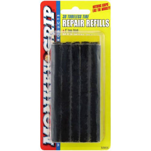 Bell Automotive 22-5-08800-M Monkey Grip Tubeless Repair String, 30 Pieces