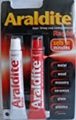 NEW ARALDITE RAPID ADHESIVE GLUE SUPER STRONG: Amazon.co.uk: Kitchen & Home