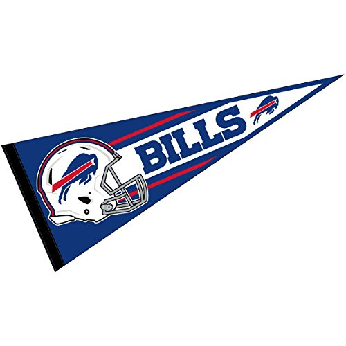 WinCraft Buffalo Bills Official NFL 30 inch Large Pennant