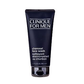 Clinique For Men Charcoal Face Wash 6.7 Ounces