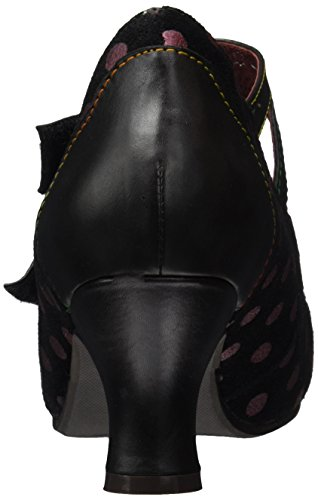 Vita Women's Schwarz Noir Mary Candice Laura Jane 21 Courts 5dR05w