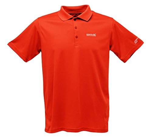 Regatta Maverik II T-Shirt - magma orange