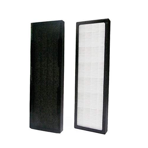 - True HEPA Replacement Filter B for GermGuardian FLT4825 Series Air Purifier Filter B for Model AC4300BPTCA, AC4900CA, AC4825, AC4825E, AC4850PT, AP2200CA, 1 pk