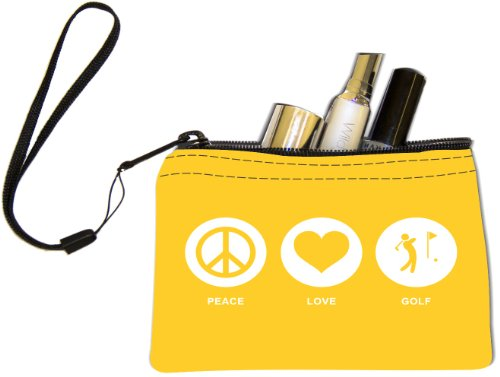 rikki-knight-peace-love-golf-yellow-color-design-keys-coins-cards-cosmetic-mini-clutch-wristlet