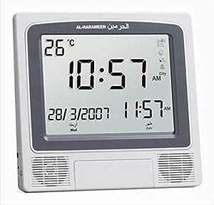 Table & wall azan clock HA-4009