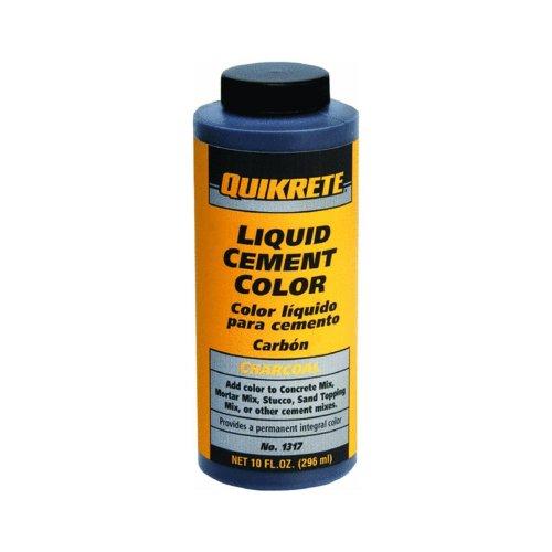 Quikrete #1317-00 10OZ CHAR Cement Color