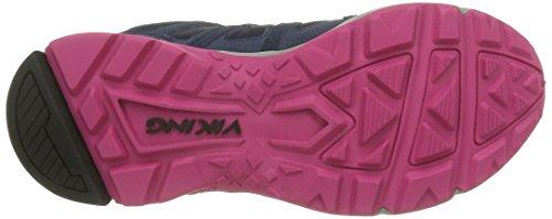 Viking Outdoor Impulse Women's Shoes 517 Fuchsia Blue Navy Multisport xrZwAqtxd