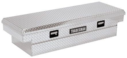 Lund 9210 60-Inch Aluminum Mid-Size Cross Bed Truck Tool ...