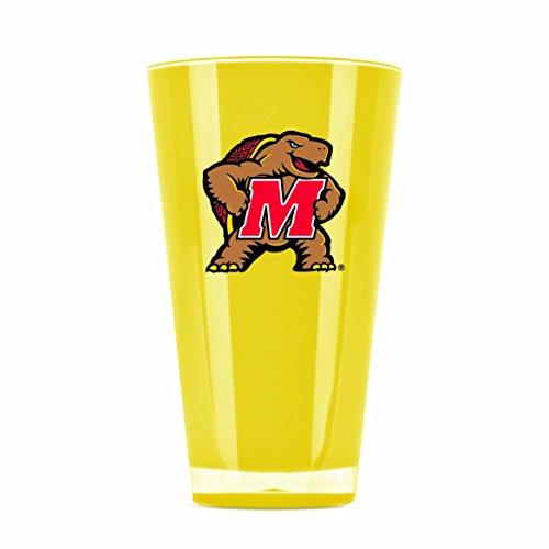 NCAA Maryland Terrapins 20oz Insulated Acrylic Tumbler