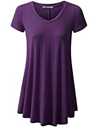 Amazon.com: Purple - Tops & Tees / Clothing: Clothing, Shoes & Jewelry