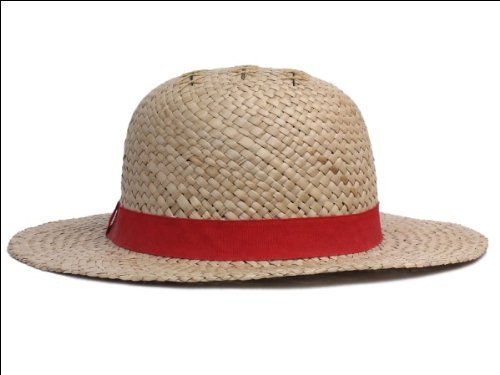 one-piece-luffy-straw-hat-attached-the-crack-by-buggy