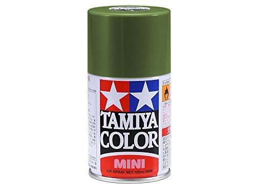Spray Lacquer TS-5 Olive Drab - 100ml Spray Can 85005