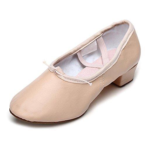 Scarpe Da Ballo Latino Da Donna Modello Roymall Modello 101 Pink-2