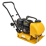 Stark 6.5HP Gas Vibration Compaction Force Industry Plate Compactor Construction 4000Lbs Force Heavy Duty Equipment w/Water Tank