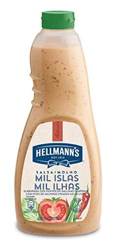 Hellmann's, Salsa Mil Islas, Saus 1 L