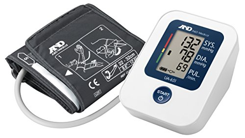 A&D UA-651 Digital Blood Pressure Monitor Japan (White) (B01J5ZXG4M) Amazon Price History, Amazon Price Tracker