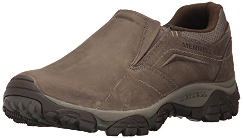 Merrell Men's Moab Adventure Moc Hiking Shoe, Boulder, 11 M US (Moab Footwear)
