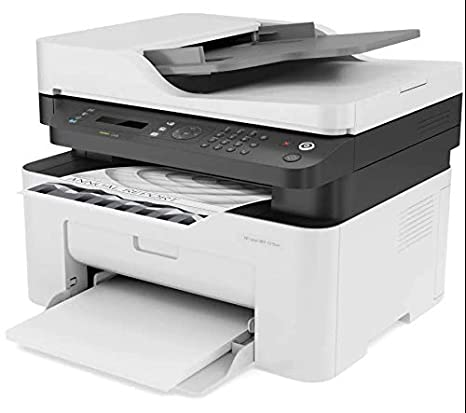 HP Laser MFP 137fnw - Impresora multifunción (LED, Impresión ...