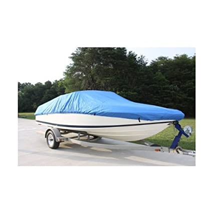 Best Fish And Ski Boats >> Vortex Heavy Duty Vhull Fish Ski Runabout Cover For 17 18 19 Boat Best Available Cover Blue