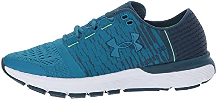 Under Armour Speedform Gemini 3 - Zapatillas de Running para Mujer, Color Azul: Amazon.es: Deportes y aire libre