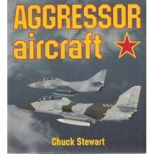 Aggressor Aircraft (Osprey Colour Series)
