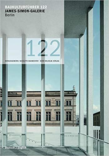Amazon Fr Baukulturfuhrer 122 James Simon Galerie Berlin
