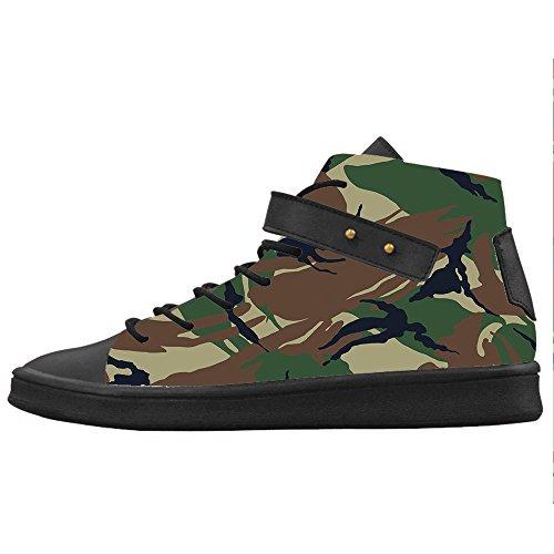 Custom camuffamento Womens Canvas shoes Le scarpe le scarpe le scarpe. Oficial Wiki En Línea Aclaramiento Mejor Recomendar Línea Descuentos De Liquidación CuhFMso