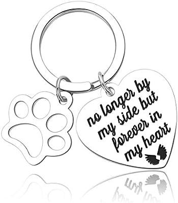Personalised Pet Memorial Memorial Key Ring Pet Loss Keepsake Personalised Pet Loss Keepsake