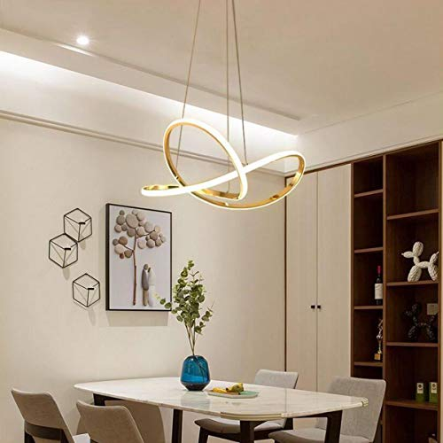 Mobius Pendant Light in US - 1