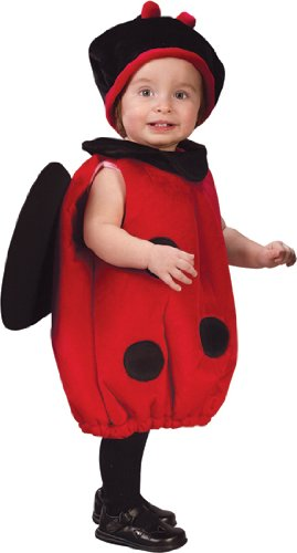 Halloween Costumes Bargains Home (Infant Baby Bug Plush Costume-Infant size up to 24)