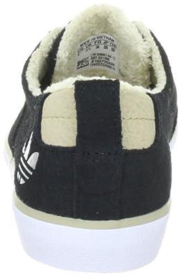 the best attitude c19a4 6f265 adidas Originals Azurine Low W G61398, Damen Sportive Sneakers, Schwarz  (BLACK 1MATT COPPER MET. F12BONE), EU 36 (UK 3.5) Amazon.de Schuhe   Handtaschen