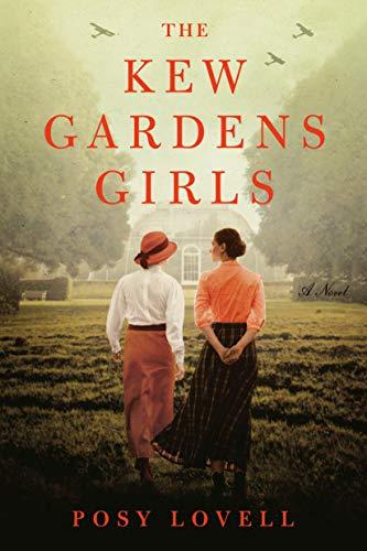 Book Cover: The Kew Gardens Girls