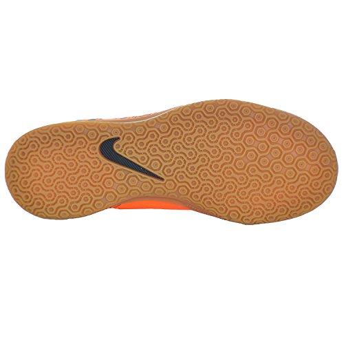 Nike Jr Hypervenom Phade Ii Ic, en total naranja / TTL Orng-negro-negro, Tamaño de la juventud 4.5 - naranja