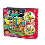 Mega Bloks Dora's Buildable Playground Adventures