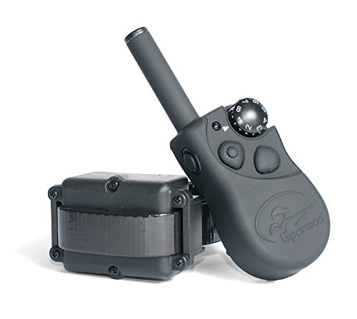 SportDOG Brand YardTrainer 350 Remote Trainer - 300 Yard Range - Waterproof, Rechargeable Dog Training Collar with Tone and Shock ()