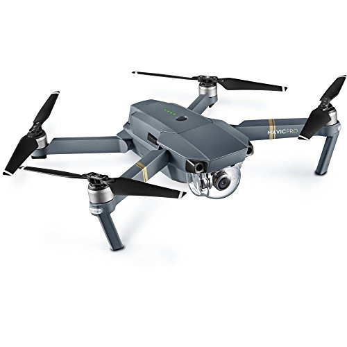 DJI Mavic Pro FLY MORE COMBO Collapsible Quadcopter Drone Ultimate Bundle
