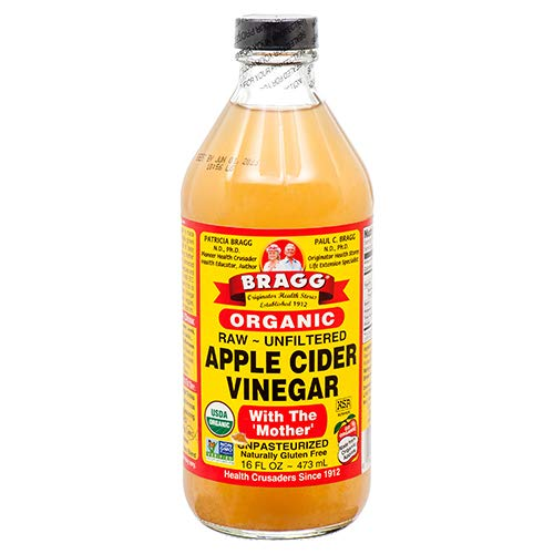 New 378499 Bragg Apple Cider Vngr 16 Oz Plt (12-Pack) Ketchup & Mustard Cheap Wholesale Discount Bulk Food Ketchup & Mustard Square