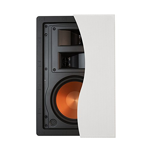 Klipsch R-5650-S II In-Wall Speaker - White (Each) by Klipsch