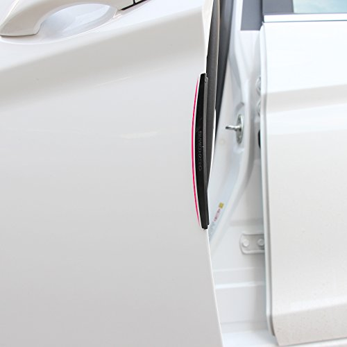 Andygo 8x Car Door Edge Guards Trim Molding Protection