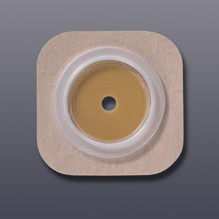 Hollister 人工肛門バリア連続装用テープ2-1 / 4インチフランジハイドロコロイドカットトゥフィット、最大1-3 / 4インチストーマ B0016LGBT6