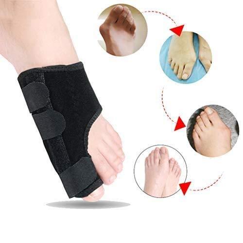 Toe Straightener Toe Separator Orthopedic Bunion Corrector, Hammer Toe Separator, Spacer And Straightener by Yang