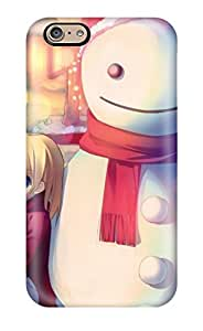 Chris Marions's Shop Best 5180803K59754420 New Anime Snowman Protective Iphone 6 Classic Hardshell Case