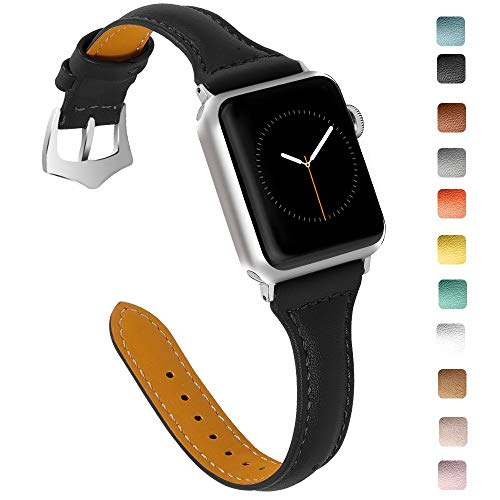 Which are the best apple watch bands 42mm leather design available in 2020?
