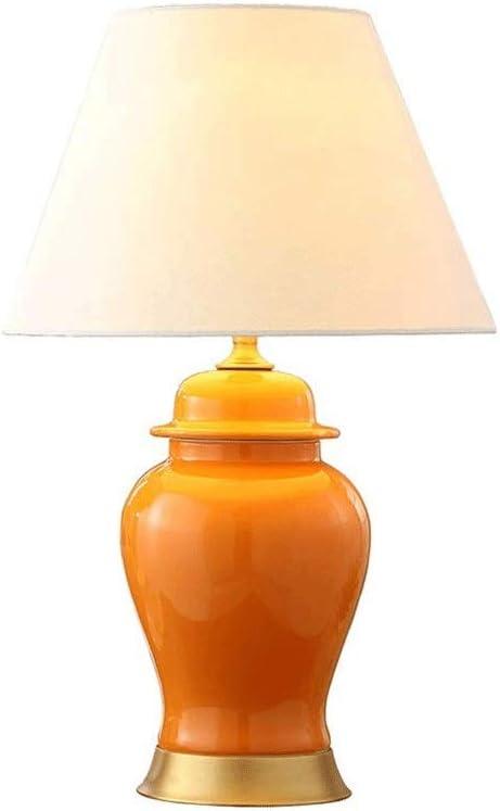 BEANDENG Lámpara de mesa, Moderno dormitorio con textura de ...