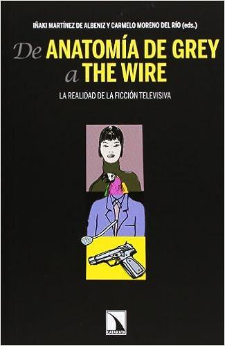 De Anatomía De Grey A The Wire (Mayor): Amazon.es: Iñaki Martínez de ...