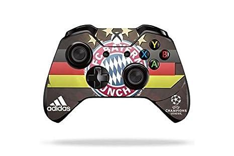 Adhesivos FC Bayern Múnich para Xbox One: Amazon.es: Industria ...